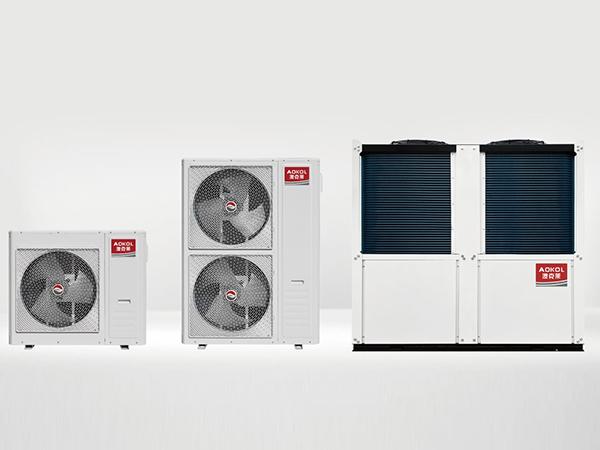 沈阳商用低温空气能热水机组