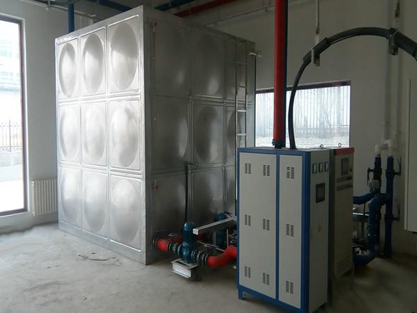 沈阳谷电储能蓄热成套设备